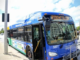 With a fleet of 370 clean diesel buses and a dedicated team of 1,000-plus operators, mechanics, and administrative staff, MCTS provides 30 million rides annually.