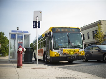 With job safety noted as one of their primary concerns that was not properly addressed, members of the Amalgamated Transit Union Local 1005 voted down the three-year proposal by an overwhelming 93%.