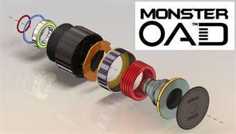 The Monster OAD eliminates all of the common failure points of the FEAD, front-end accessory drive, or belt drive system, according to the companies.