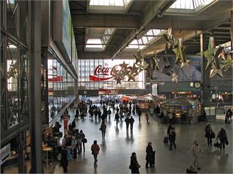 Munich Railway StationSage Ross