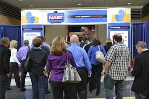 NAPT survey findings show that members are diverse in age, and sizes of fleets and number of students they serve. Pictured are attendees at the 2013 NAPT Summit.