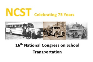 With the 2015 gathering, the school bus industry will be celebrating 75 years of the National Congress on School Transportation.