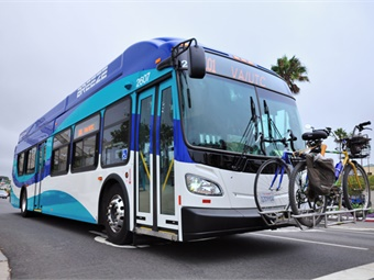 Soon, the NCTD board will consider an item for bus stop improvement design and construction support services. NCTD