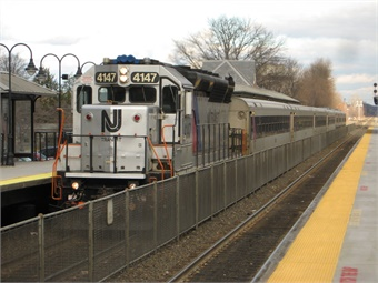 Conduent's contract with NJ TRANSIT began earlier this year and will include four phases over a five-year period.
