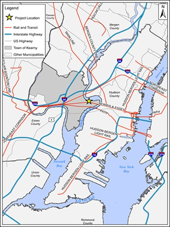 Jacobs wins NJ Transit rail microgrid project contract
