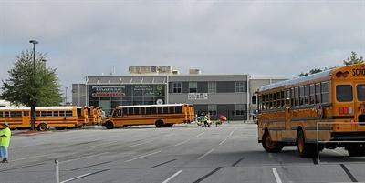 The National School Transportation Association hosted the 46th edition of the competition at Thomas Built Buses Inc. in High Point, North Carolina. Photo courtesy NSTA