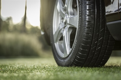 Nokian Tyres reports it has several sustainability goals for 2020, including reducing the rolling resistance of its tires by 7%.