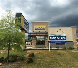 This NTB store in Auburn, Ala. is part of TBC's latest expansion.