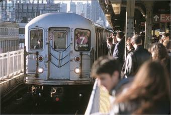 Photo courtesy MTA, Patrick Cashin.