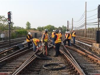 Photo courtesy: N.Y. MTA