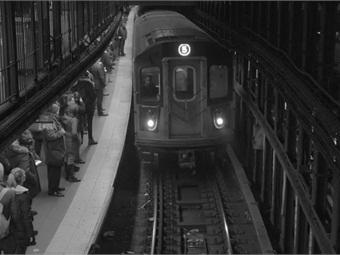 NYCT subway Photo: MTA