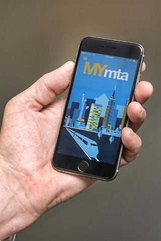 "The Metropolitan Transportation Authority launched a test version of ""MYmta,"" a comprehensive new app. Photo: PatrickCashin-MTA"
