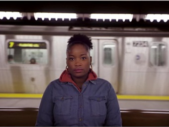Screenshot via N.Y. MTA public safety campaign video.