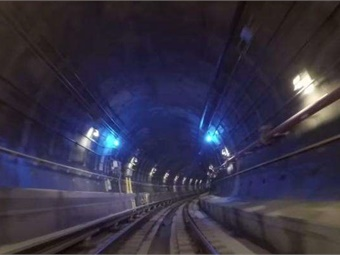 The challenge seeks to improve connectivity in the NYCT's tunnels.