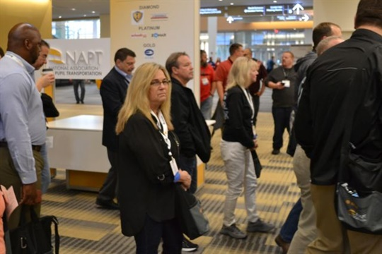 NAPT's 2018 conference will be held in Kansas City, Missouri, in late October. Seen here is the 2017 conference in Columbus, Ohio.