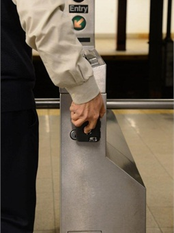 new fare payment technology.
