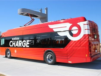 The partnership between New Flyer and Robotic Research will pursue development of an Xcelsior CHARGE™ battery-electric bus equipped with SAE Standard J3016 Level 4 ADAS technology.