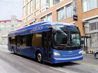 The CNG buses will be equipped with 2018 Cummins L9N engines, which provide a significantly reduced carbon footprint, supporting TransLink's planned fleet rejuvenation initiative and vision for increasingly sustainable transit.