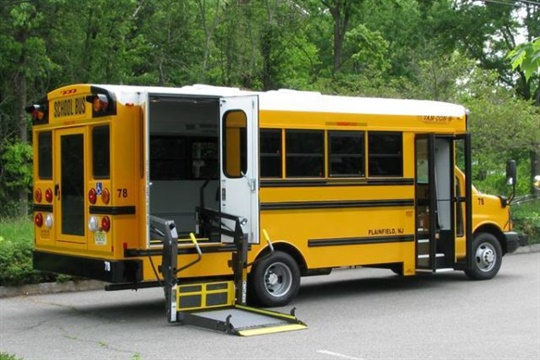 All school bus drivers and aides in New Jersey have to go through a new special-needs training program, which was mandated by a bill passed last year.