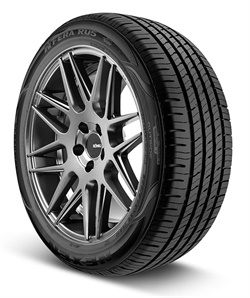 Nexen says CUV tires, including the N'Fera RU5, require performance in comfort, noise, handling and braking.