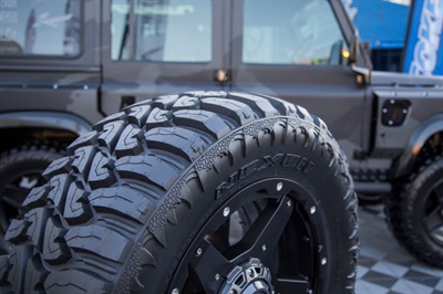 The SEMA Show broadcast on Fox Sports featuring Nexen's Roadian MTX tire will air on Dec. 27 at 2:30 p.m., PT.