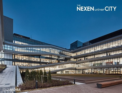 Nexen says it invested 200 billion KRW (more than $171 million) over two years to open the research and development hub.