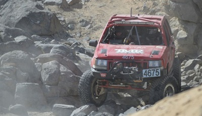 Nexen is making its first appearance at the 2019 King of the Hammers sponsoring the True North Racing team.