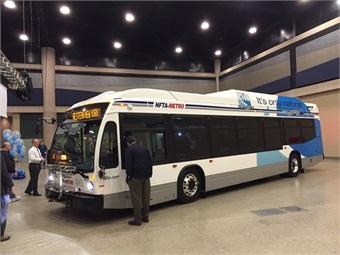 40-foot Nova Bus NFTA