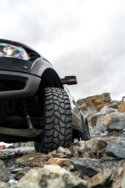 The Nokian Rockproof tire will debut in early 2017 with 13 sizes in North America.