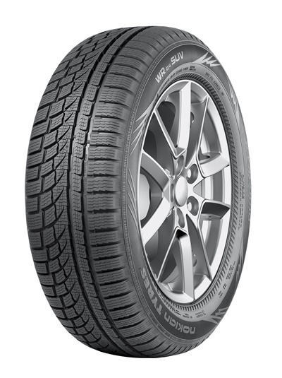 Nokian says the new WR G4 SUV all-weather tire is designed to work safely and reliably year-round, from heavy winter storms and wet spring days to blistering summer heat.
