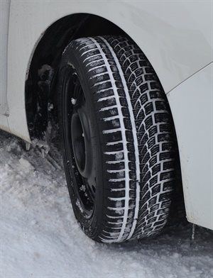 Nokian introduced the latest version of its all-weather tire, the WR G4, to dealers at a ride-n-drive near Denver, Colo.