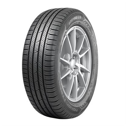 The Clinch Rubber Compound on the tire beach allows for better rolling resistance, the company says.
