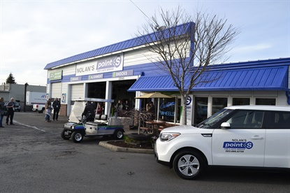 Since Tire Factory's move to join the Point S network, there's been a heavy focus on branding and a unified customer experience at stores. The cooperative has named the top 44 stores for 2018 for meeting those brand and customer experience standards. Nolan's Point S in Gresham, Ore., pictured, is among the winners.