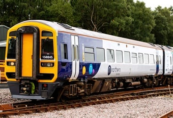 Icomera, a subsidiary of ENGIE Ineo, has partnered with Northern England-based train operator Northern to launch the operator's first fully-refurbished digital train. Photo: Icomera