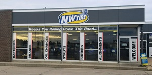 Northwest Tire expanded in North Dakota with the opening of a second outlet in Grand Forks (pictured) in September 2017 and a fifth store in Bismarck in February 2018. The company, which has 18 stores, plans to open a third outlet in Jamestown.