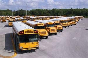 Fla District Targets Efficiency Saves 6 5m Management School Bus Fleet