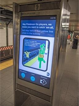 Courtesy MTA