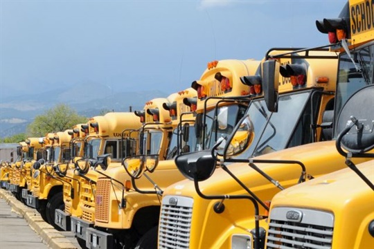 The EPA is offering $20,000 per vehicle to replace older school buses and $6,000 for retrofits to reduce emissions.