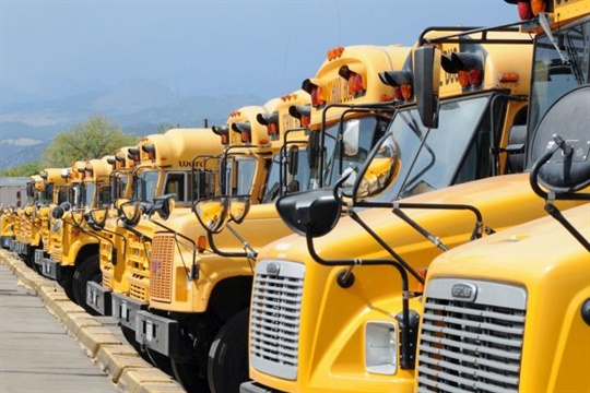Arizona plans to use two-thirds of its Volkswagen settlement money to replace around 300 old school buses in low-income communities. File photo
