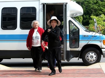 The aging baby boomer population is increasing the importance of mobility issues. Photo: ESPA