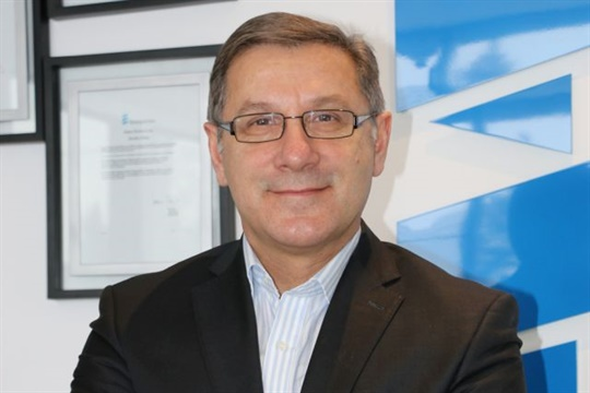 Oleg Riabtsev has been named president of North American entities for climate control supplier Eberspaecher.