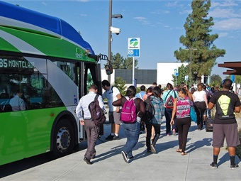 Southern Calif.-based Omnitrans has selected Transit as the official mobility app for the San Bernardino Valley.Omnitrans