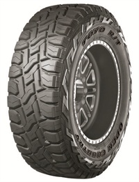 The Open Country R/T joins Toyo's Open Country M/T maximum traction tire and its quieter ride is a nod to the brand's best-selling tire, the Open Country A/T II all-terrain.