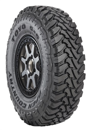 Available in a 32x9.50R15 size, the Open Country SxS is a performance upgrade for sport and super sport side-by-sides such as the Polaris RZR, Can-Am Maverick, and Arctic Cat Wildcat.