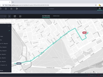 The Optibus Route Planning module extends the power of Optibus' software-as-a-service (SaaS) and cloud-based planning and scheduling platform.