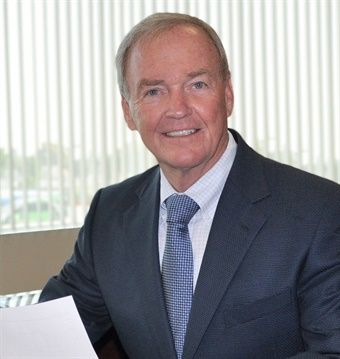 Omnitrans CEO/GM P. Scott Graham joined the agency in 2006.
