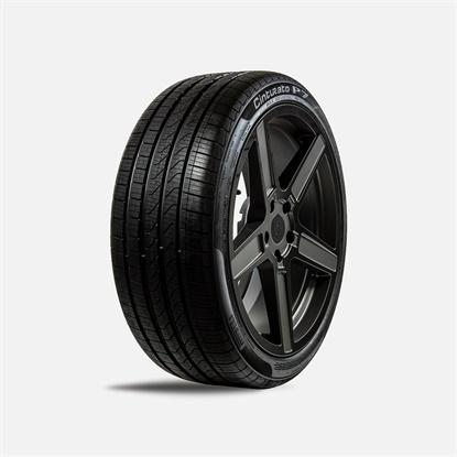 The new Pirelli Cinturato P7 All Season Plus II is available in 30 sizes. Pirelli plans to add 20 more sizes.