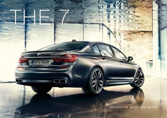 The BMW 7-Series made the list. Who else? (Photo: BMW)