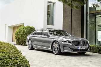 Get to know the 2020 BMW 7 Series (All photos courtesy of BMW)