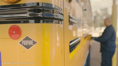 """The Propane Education & Research Council added to its online """"Straight Talk"""" series a video that showcases Northside Independent School District in San Antonio."""